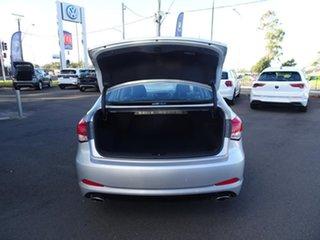 2014 Hyundai i40 VF2 Active Silver 6 Speed Automatic Sedan