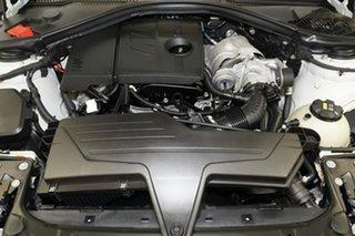 2014 BMW 3 Series F30 MY0813 316i White 8 Speed Automatic Sedan
