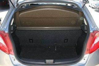 2008 Mazda 2 DE Neo Midnight Grey 5 Speed Manual Hatchback