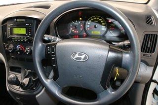 2015 Hyundai iLOAD TQ MY15 White 6 Speed Manual Van