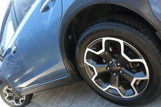 2014 Subaru XV MY14 2.0I-S Blue Continuous Variable Wagon.