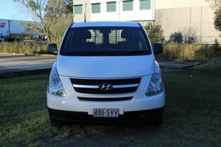 2012 Hyundai iLOAD TQ2-V MY13 White 6 Speed Manual Van.