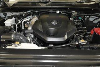 2016 Nissan Navara D23 ST Silver 6 Speed Manual Utility