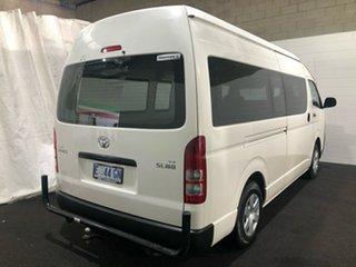 2011 Toyota HiAce KDH221R MY11 Super LWB White 4 Speed Automatic Van