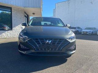 2021 Hyundai i30 PD.V4 MY21 Amazon Gray 6 Speed Manual Hatchback.