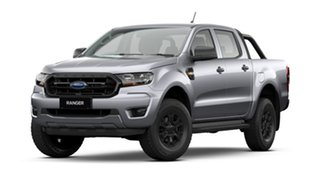 2021 Ford Ranger PX MkIII MY21.25 Sport 3.2 (4x4) Aluminium Silver 6 Speed Automatic.