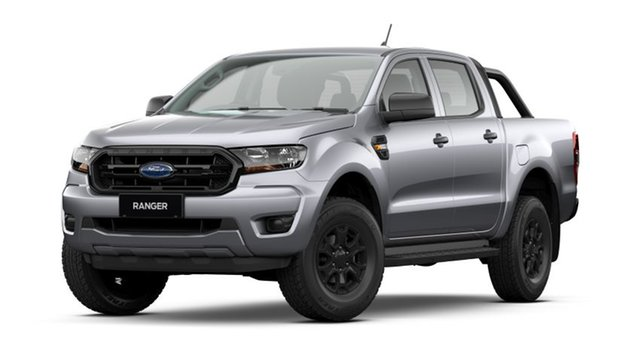 New Ford Ranger PX MkIII 2021.75MY Sport Clare, 2021 Ford Ranger PX MkIII 2021.75MY Sport Silver 6 Speed Sports Automatic Double Cab Pick Up