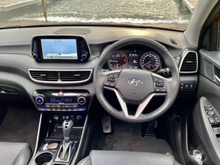 2018 Hyundai Tucson TL3 MY19 Highlander AWD Gemstone Red 8 Speed Sports Automatic Wagon