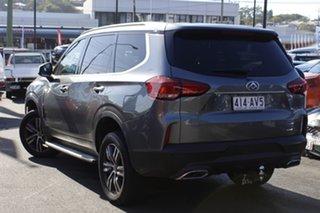 2020 LDV D90 SV9A MY19 Executive Grey 8 Speed Sports Automatic Wagon.