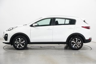 2018 Kia Sportage QL MY19 Si 2WD Clear White 6 Speed Sports Automatic Wagon.