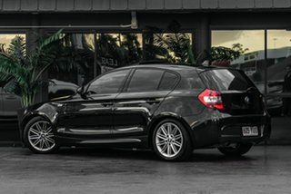 2006 BMW 118i E87 118i Black 6 Speed Automatic Hatchback.