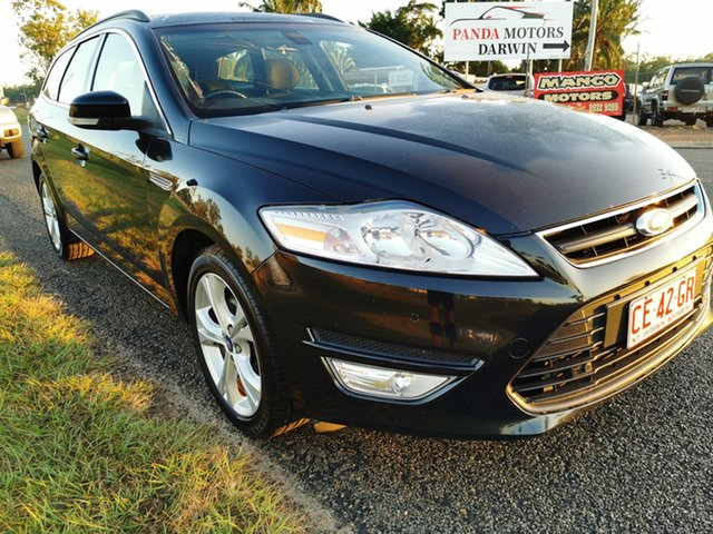 Used Ford Mondeo MC Zetec TDCi Pinelands, 2013 Ford Mondeo MC Zetec TDCi Black 6 Speed Sports Automatic Wagon