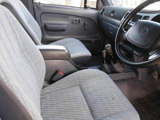 2000 Toyota Hilux LN167R White 5 Speed Manual Utility