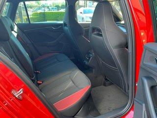 2021 Skoda Kamiq NW MY21 110TSI DSG FWD Monte Carlo Red 7 Speed Sports Automatic Dual Clutch Wagon