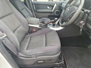 2014 Ford Territory SZ MkII TX Seq Sport Shift AWD White 6 Speed Sports Automatic Wagon