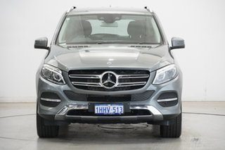 2017 Mercedes-Benz GLE-Class W166 807MY GLE250 d 9G-Tronic 4MATIC Grey 9 Speed Sports Automatic.