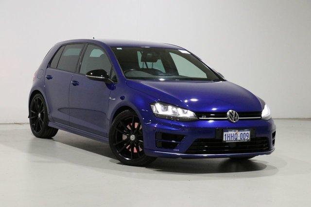 Used Volkswagen Golf AU MY16 R Bentley, 2015 Volkswagen Golf AU MY16 R Blue 6 Speed Direct Shift Hatchback