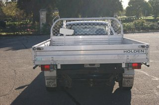2004 Holden Commodore VY II One Tonner Silver 4 Speed Automatic Cab Chassis.