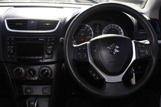 2016 Suzuki Swift FZ MY15 GL Grey 4 Speed Automatic Hatchback