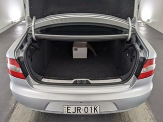 2011 Skoda Superb 3T MY11 Elegance DSG 125TDI Silver 6 Speed Sports Automatic Dual Clutch Sedan