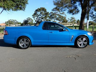 2014 Holden Ute VF MY15 SV6 Ute Blue 6 Speed Sports Automatic Utility