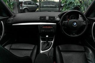2006 BMW 118i E87 118i Black 6 Speed Automatic Hatchback