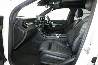 2019 Mercedes-Benz GLC-Class X253 809MY GLC250 9G-Tronic 4MATIC White 9 Speed Sports Automatic Wagon