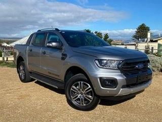 2020 Ford Ranger PX MkIII 2020.75MY Wildtrak 10 Speed Sports Automatic Double Cab Pick Up.