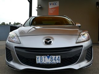 2010 Mazda 3 BL10F1 MY10 Maxx Activematic Sport Grey 5 Speed Sports Automatic Sedan