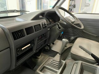 2013 Mitsubishi Express SJ MY13 MWB White 5 Speed Manual Van