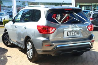 2019 Nissan Pathfinder R52 MY19 Series III ST-L (2WD) Gun Metallic Continuous Variable Wagon.