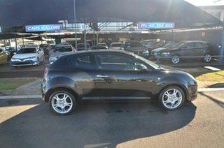 2012 Alfa Romeo Mito Black 6 Speed Auto Dual Clutch Hatchback.