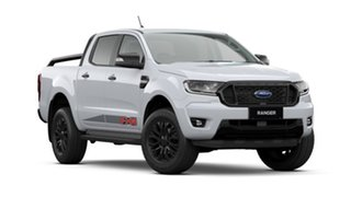 2021 Ford Ranger PX MkIII MY21.25 FX4 2.0 (4x4) Arctic White 10 Speed Automatic Double Cab Pick Up