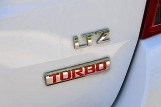 2016 Holden Trax TJ MY16 LTZ White 6 Speed Automatic Wagon