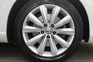 2011 Volkswagen Passat 3C MY11 118 TSI White 7 Speed Auto Direct Shift Sedan