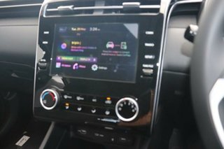 2021 Hyundai Tucson NX4.V1 MY22 2WD Deep Sea Blue 6 Speed Automatic Wagon