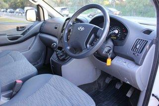 2012 Hyundai iLOAD TQ2-V MY13 White 6 Speed Manual Van