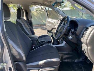 2017 Holden Colorado RG LS Grey 6 Speed Manual Dual Cab