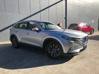 2021 Mazda CX-9 TC Touring SKYACTIV-Drive Sonic Silver 6 Speed Sports Automatic Wagon.