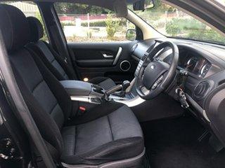2012 Ford Territory SZ TS Seq Sport Shift Black 6 Speed Sports Automatic Wagon