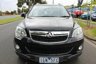 2015 Holden Captiva CG MY15 5 AWD LT Black 6 Speed Sports Automatic Wagon.