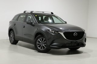 2018 Mazda CX-9 MY18 Sport (AWD) Grey 6 Speed Automatic Wagon.