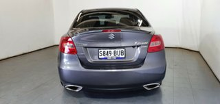 2013 Suzuki Kizashi FR MY14 Sport AWD Grey 6 Speed Constant Variable Sedan
