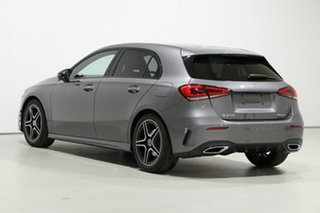 2018 Mercedes-Benz A250 177 MY19 4Matic AMG Line Mountain Grey 7 Speed Auto Dual Clutch Hatchback