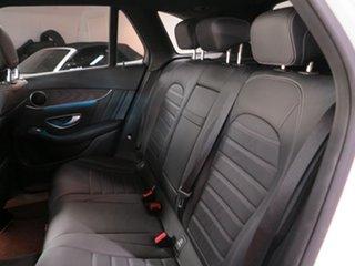 2018 Mercedes-Benz GLC-Class X253 808MY GLC250 9G-Tronic 4MATIC White 9 Speed Sports Automatic Wagon