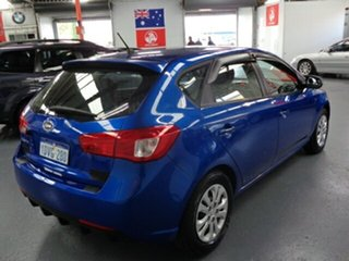 2012 Kia Cerato TD MY11 SI Blue 6 Speed Automatic Hatchback