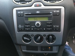 2007 Ford Focus LT CL Burgundy 5 Speed Manual Sedan