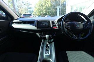 2016 Honda HR-V MY16 VTi Grey 1 Speed Constant Variable Hatchback