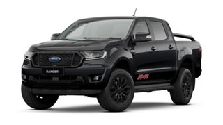 2021 Ford Ranger PX MkIII MY21.25 FX4 2.0 (4x4) Shadow Black 10 Speed Automatic Double Cab Pick Up.