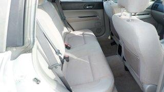2003 Subaru Forester 79V MY04 X AWD Silver 4 Speed Automatic Wagon